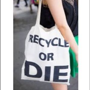 Or Poshmark BagsRecycle Die Unknown Tote rEQxBdCoeW